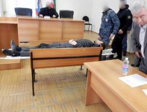 Alvi Edígov, ante el Tribunal Supremo de Chechenia. Fuente: Open Democracy