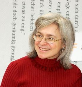 Anna Politkóvskaya
