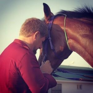 susurrando a caballo
