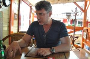 Boris Nemtsov. Fotografía de Ekaterina Zotkova