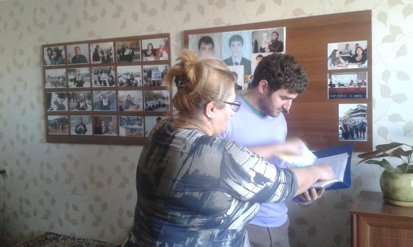 Asociación Madres de Daguestán