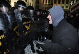 La represión visible (e invisible) enBielorrusia